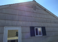 Before and After Stone Siding